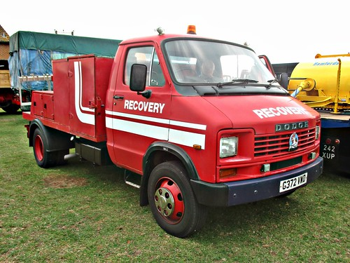 Dodge (Renault) 50 Recovery Truck (1989)