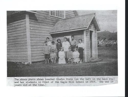 Eagle Hill School - 1919