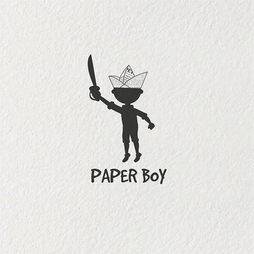 paperboy-logo-newspaper-gonzagraphics_1