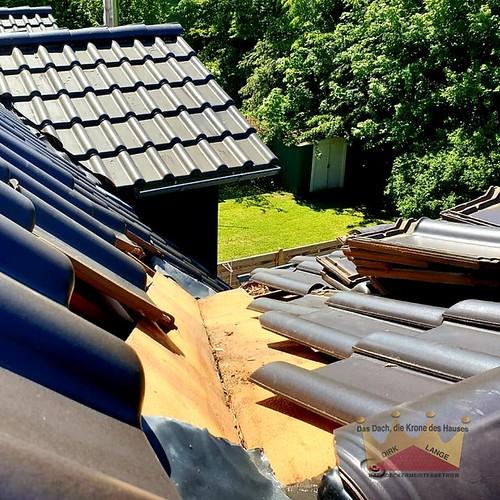 Dachreparatur in Bünde | Mai 2019
