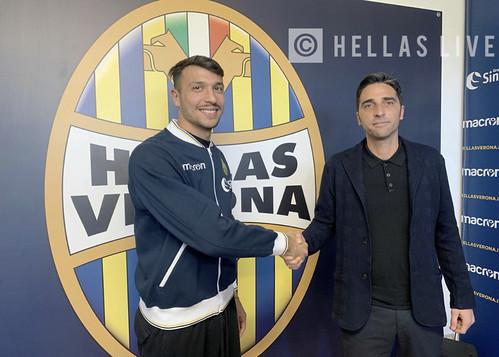 Berardi può rimanere a Verona