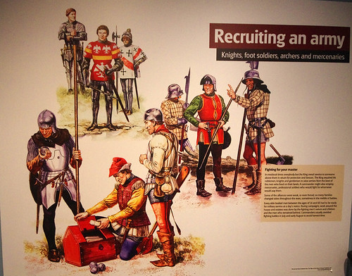 Battle of Bosworth visitor centre