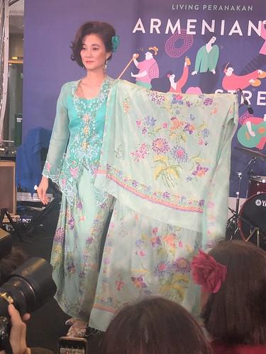 Sarong Kebaya and matching shawl