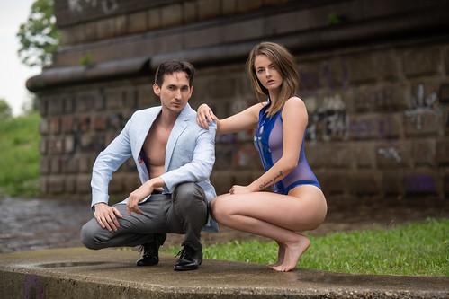 Tatjana und Mike