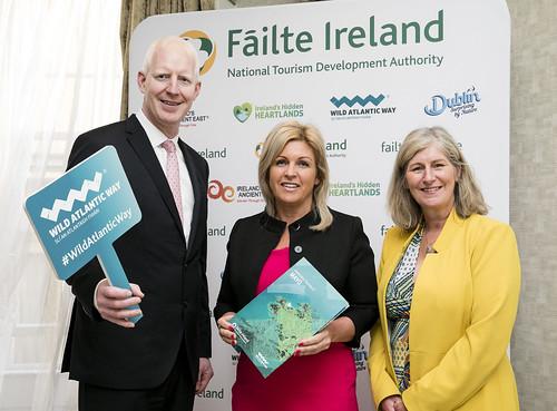 Fáilte Ireland Oireachtas Information Clinic at Buswells Hotel, Dublin (Mayo 2)