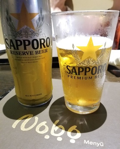 Sapporo Reserve All Malt Beer