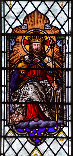 Christ in Majesty (Charles Clutterbuck, 1867)