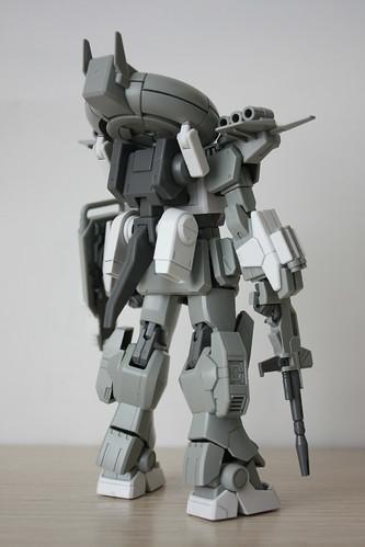 [HGBF] Gundam Ez-SR3 Shadow Phantom