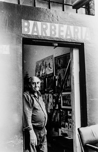 Retrato Dante, o Barbeiro Pintor do 4º Distrito