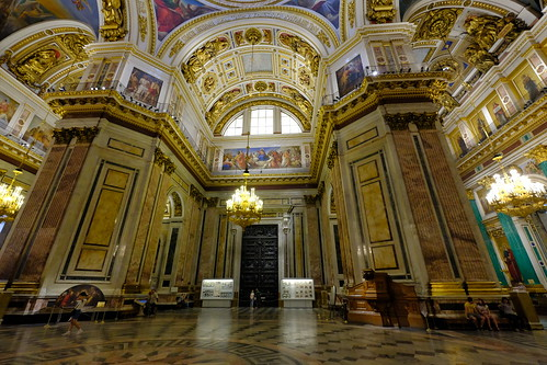 XE3F8102 - Catedral de San Isaac (San Petersburgo) - Saint Isaac's Cathedral  (Saint Petersburg) - Исаа́киевский Собо́р (Санкт-Петербург)