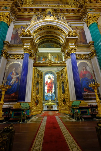 XE3F8097 - Catedral de San Isaac (San Petersburgo) - Saint Isaac's Cathedral  (Saint Petersburg) - Исаа́киевский Собо́р (Санкт-Петербург)