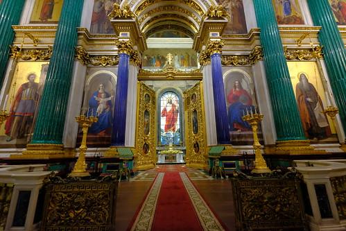 XE3F8100 - Catedral de San Isaac (San Petersburgo) - Saint Isaac's Cathedral  (Saint Petersburg) - Исаа́киевский Собо́р (Санкт-Петербург)