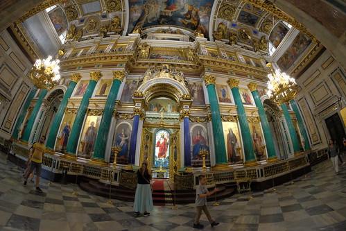 XE3F8087 - Catedral de San Isaac (San Petersburgo) - Saint Isaac's Cathedral  (Saint Petersburg) - Исаа́киевский Собо́р (Санкт-Петербург)