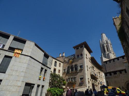 Basílica de Sant Feliu - Pujada Sant Feliu, Girona