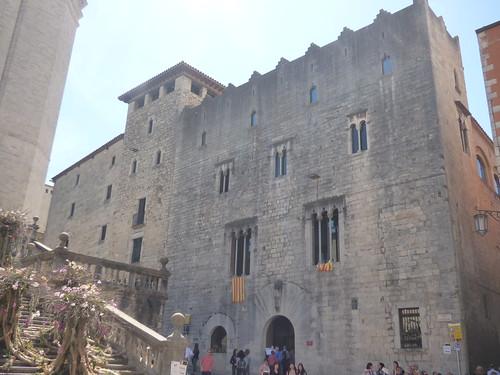 Girona Cathedral - Plaça de la Catedral, Girona - Temps de Flors 2019: El bosc de les flors