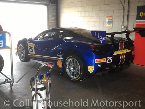 Ferrari Challenge - Paddock (9) Neil Miller