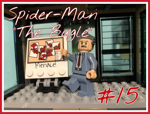 "Spider-Man: Issue 15 ""The Bugle"