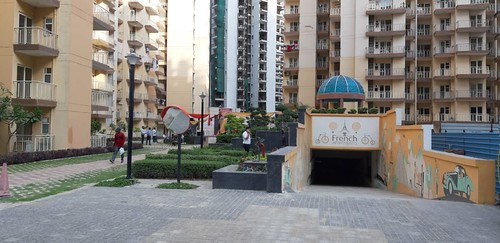 French Apartments Greater Noida West 2 bhk booking call us: @9711175175