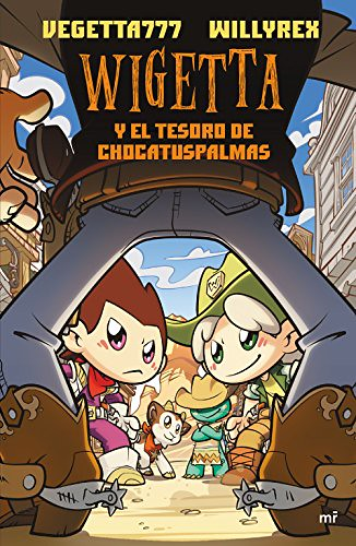 Descarga Wigetta y el tesoro de Chocatuspalmas (Willyrex y Vegetta777)