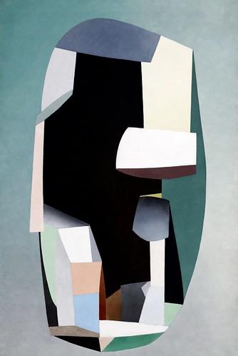 IMG_2004 Jean Hélion 1904-1987 Paris Hohle Figur  Figure creuse. Hollow figure 1937 München Lenbachhaus