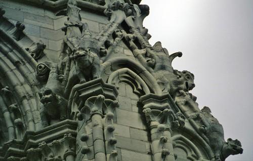 1995-08-13 Parigi - Notre Dame 18