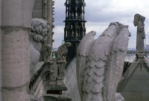 1995-08-13 Parigi - Notre Dame 09