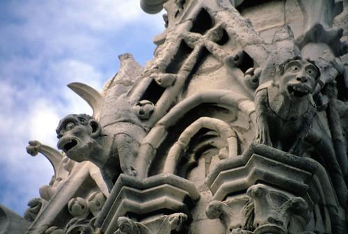 1995-08-13 Parigi - Notre Dame 17