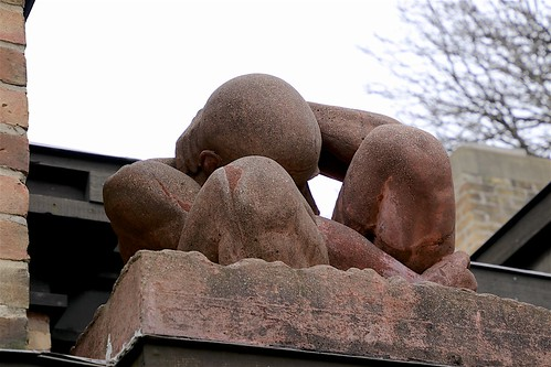 Richard Bock's Boulder Sculpture