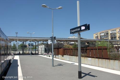 Station at Carpentras
