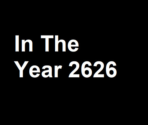 In The Year 2626 will become the only film releasing on September 14, 2023