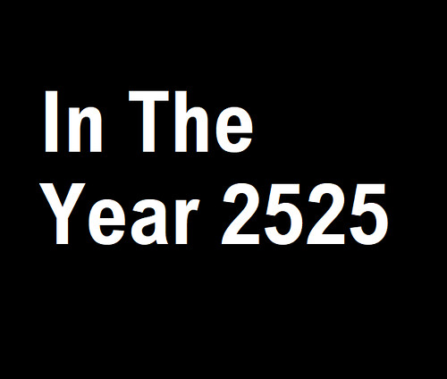 In The Year 2525 will become the only film releasing on September 3, 2022