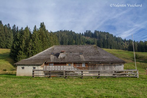 SF-IMG_6174 - La Chablex, alpine pasture farm, Gruyère region - Switzerland
