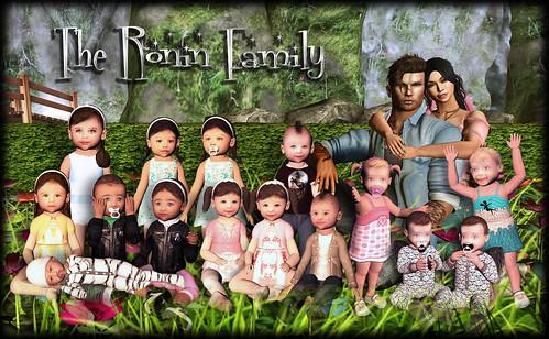 The Ronin Family