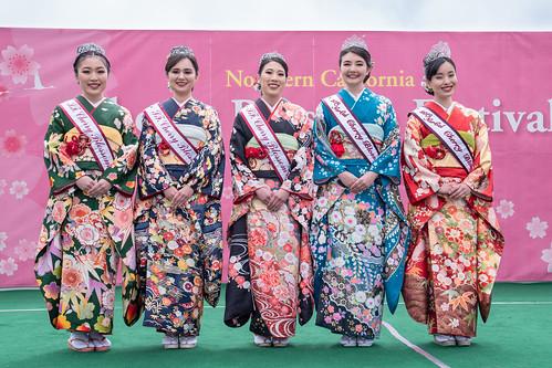 2019 Northern California Cherry Blossom Festival