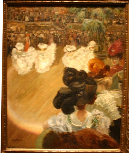 Louis-Abel Truchet - Quadrille at the Bal Tabarin - 1906