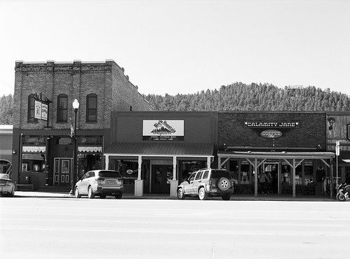 Custer County Chronicle & Calamity Jane