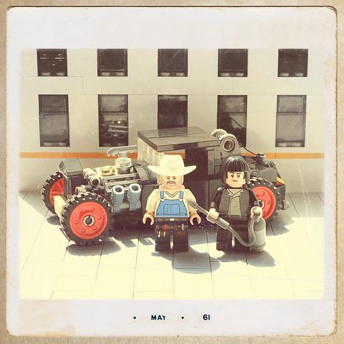 The hot rod, the mechanic, and Anton Chigurh