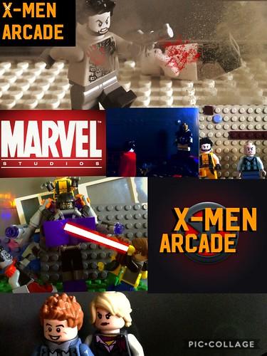X-Men Arcade pt. 1