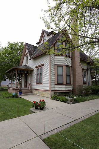 Wright's Mother's House