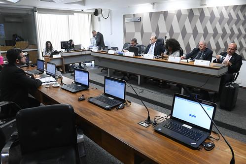 CCJ - Comissão de Constituição, Justiça e Cidadania