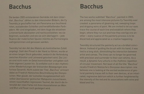 IMG_0835B BACCHUS, OR THE OFFICIAL CONTEMPORARY ART DISCOURSE