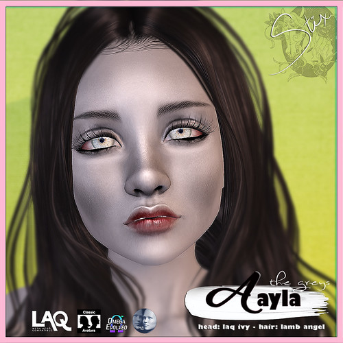 Stix Aayla AD 2019 GREYS