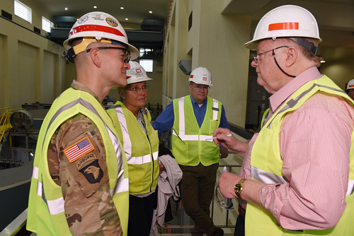 Army Science Board visits Nashville District to gauge effectiveness