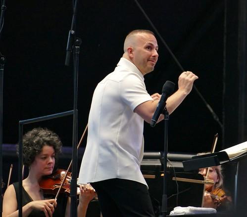 Panasonic FZ1000, Yannick Nézet-Séguin, Orchestre Métropolitain, Parc Jean-Drapeau, Montréal, 27 juin 2019 (2)
