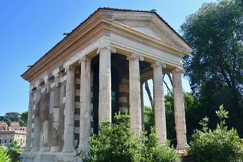 The Temple of Portunus