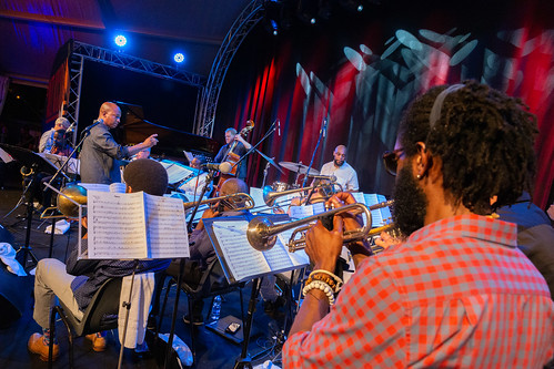 The New Orleans Jazz Orchestra - JAZZASCONA 2019
