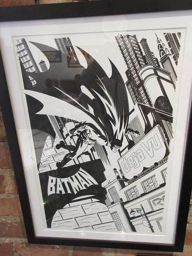 80 Years of Batman - Society of Illustrators Darwyn Cooke 3377