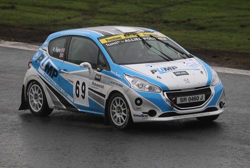 Nabila Tejpar & Cameron Davies - Peugeot 208 R2 d