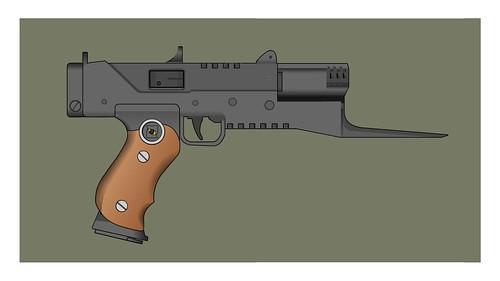 The Roman Gun