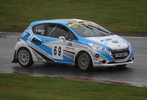 Nabila Tejpar & Cameron Davies - Peugeot 208 R2 c